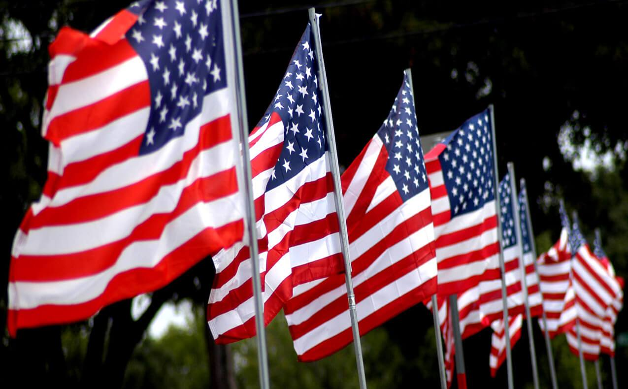 American Flags | BCR Realtors | Brazos Valley | TX Real Estate | TX Homes