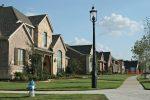 Community of single family homes